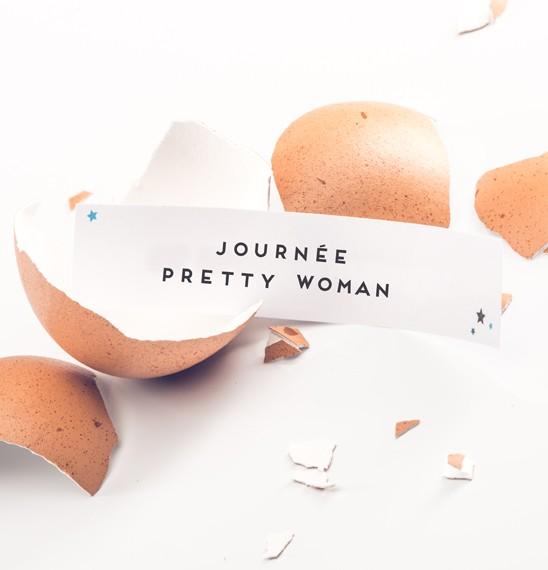 Offrir une journée pretty woman