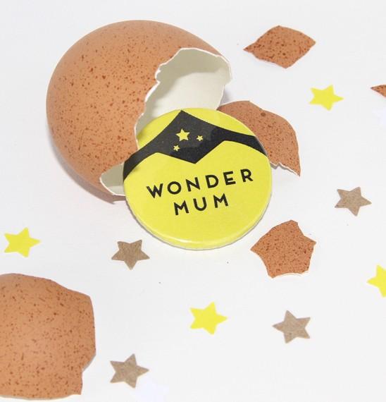 Eggstra WONDER MUM