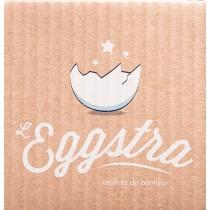 Un cadeau plein d'humour et de surprise : l'eggstra
