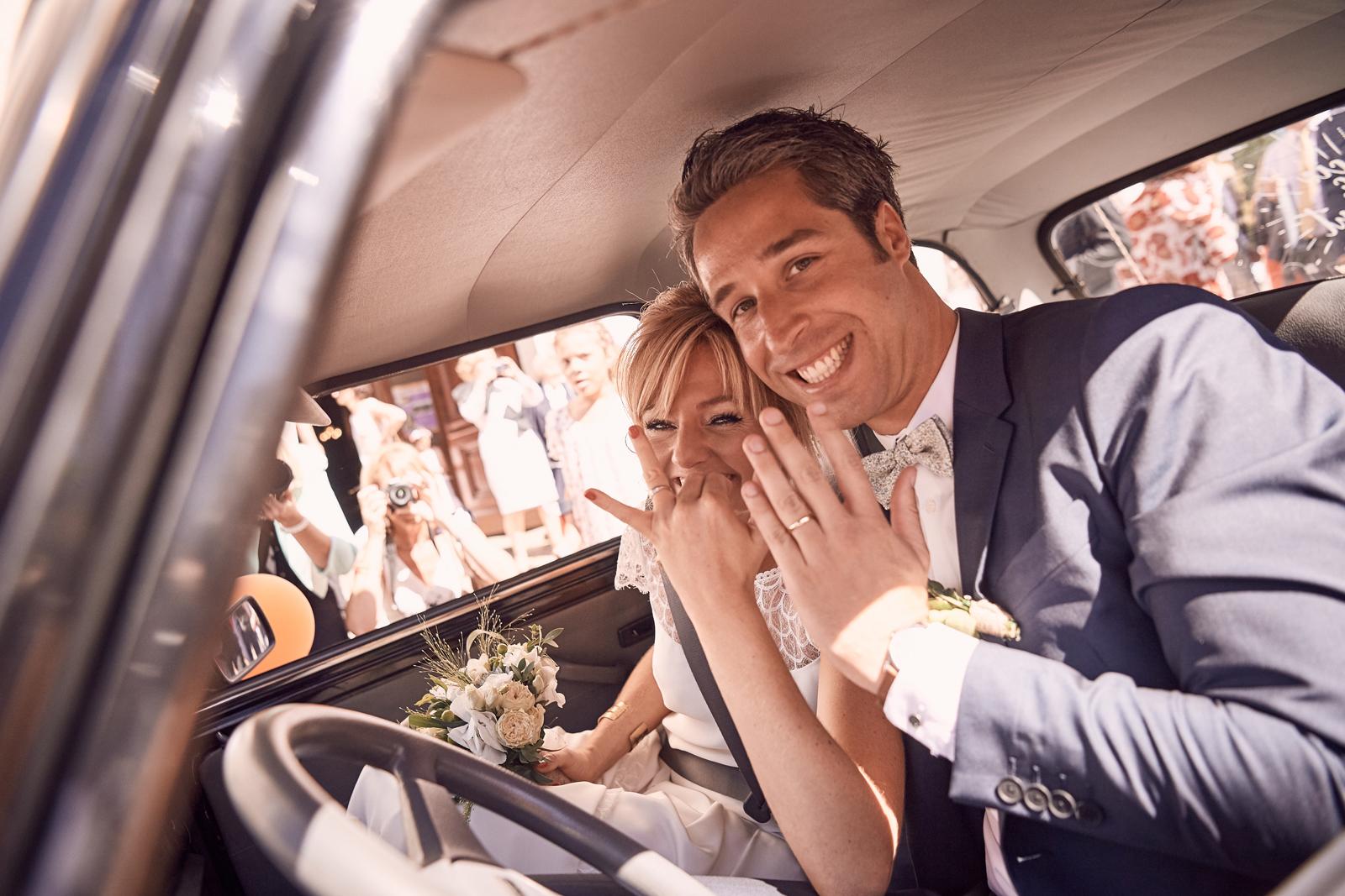 porte-alliance insolite mariage