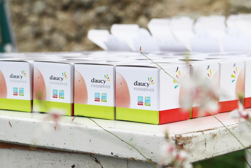 Branding : une idée originale pour un lancement produit l'Eggstra