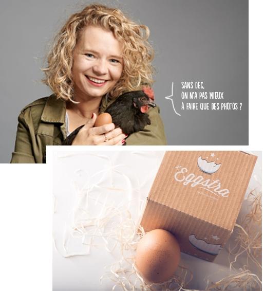 La marque l'Eggstra