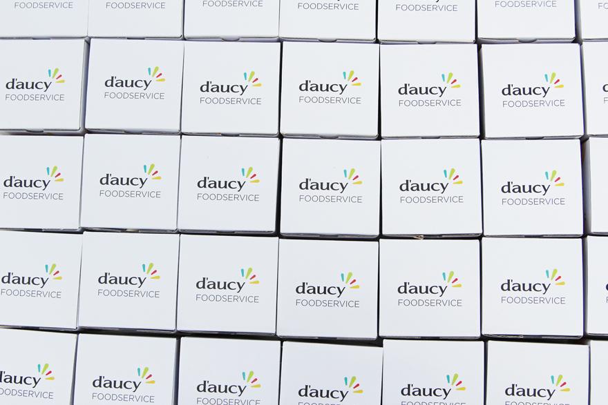 D'aucy, lancement de la marque Cocotine dans des oeufs l'Eggstra