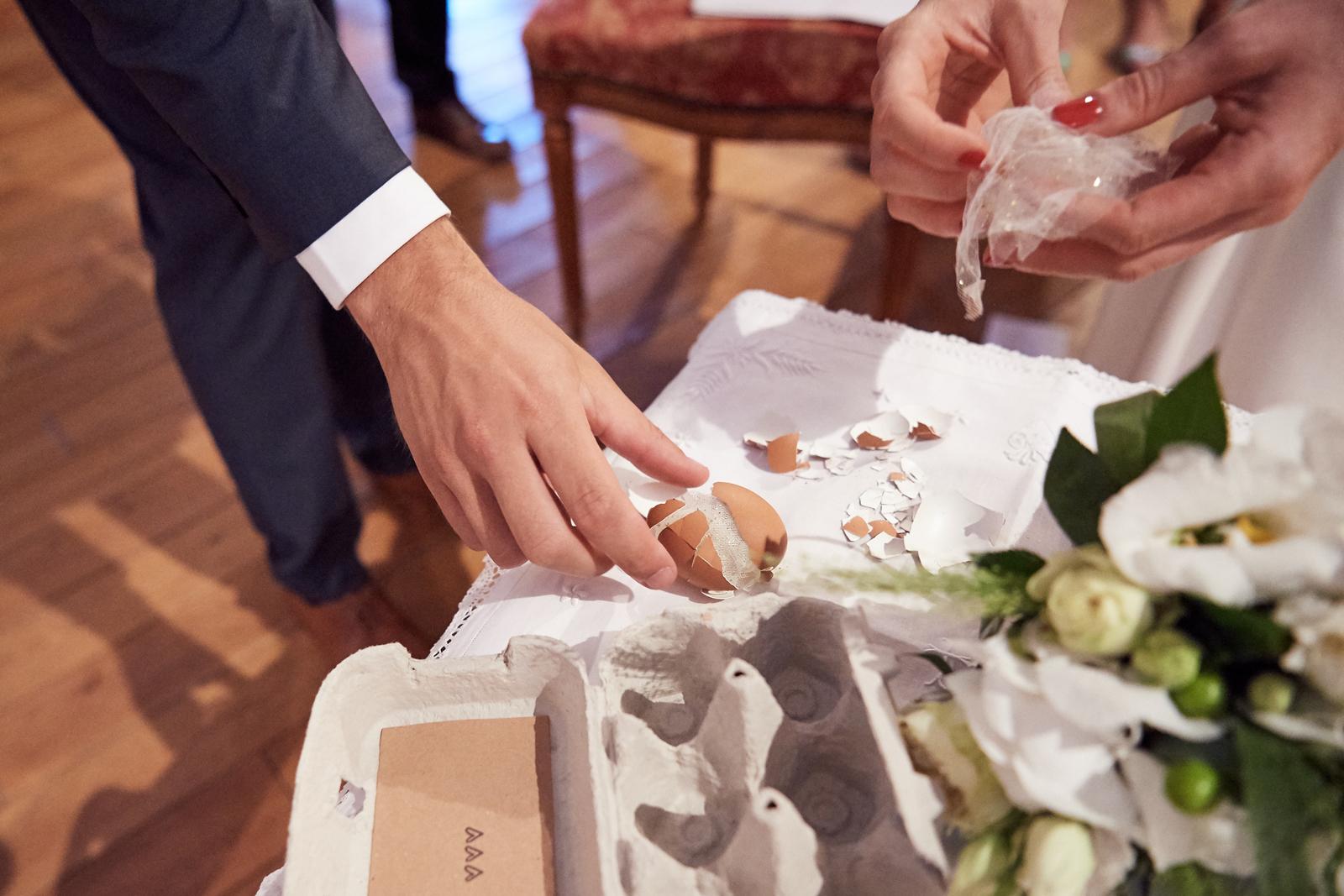 Mariage insolite alliances mariés